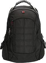 Рюкзак Enrico Benetti Cornell Eb47181 001, 39л черный