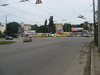 Билборды на ул. Зеньковская и др. улицах Полтавы