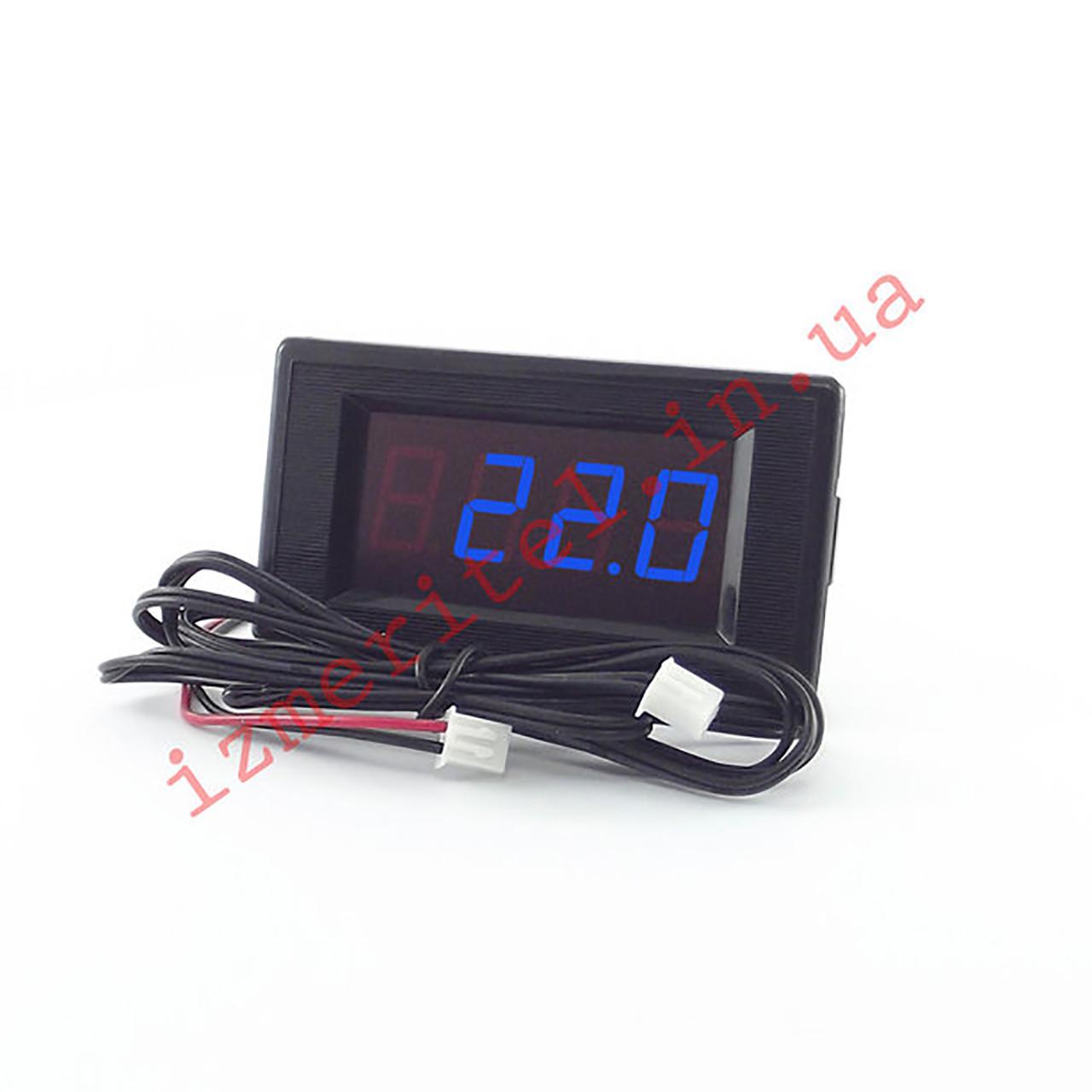 Цифровой термометр с выносным датчиком XH-B305 со звуковой сигнализацией
