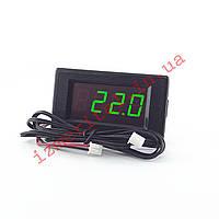 Электронный цифровой термометр XH-B305 со звуковой сигнализацией, фото 1