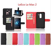 Чехол-книжка кошелек для LeEco Le Max 2 и LeEco Le Max 3 / X820/ X821/ X822/ X823/ X829 / Есть стекла, фото 1