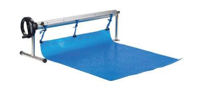 🔥✅Ролета навивочная с шарниром 3,7 - 5,4 м Vagner Pool. Наматывающее устройство