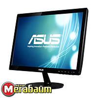"Монитор ASUS 18.5"" VS197DE Black; 1366x768, 5 мс, 200 кд/м2, D-Sub"