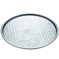 Форма для выпечки пиццы Con Brio CB-518,антипригарное покрытие, 32,5x1см, толщина 0,4мм