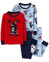 Пижама Картерс (Carter's) для мальчика 3Т( 93-98 см)