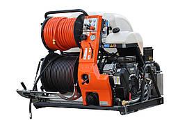 Каналопромивочна установка високого тиску COMPACT