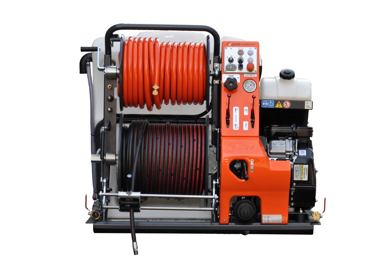 Каналопромывочная установка высокого давления COMPACT , фото 1