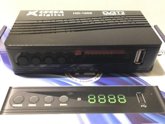 Цифровой тюнер Т2 -  Opera HD 1003