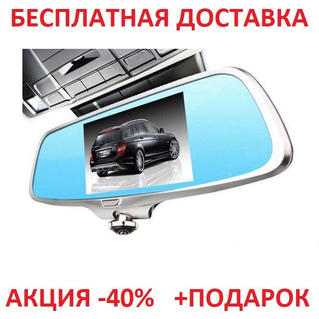 Автомобильный видеорегистратор HD 398-F15 Full HD 1080P на 2 камеры! Original size car digital video