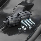 Ковш для уборки снега 790*450 мм, ручка 115 мм черный INTERTOOL FT-2093, фото 5