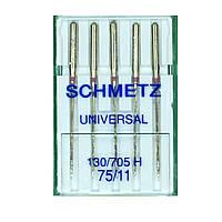 Иглы универсальные 130/705 H Universal B5 75