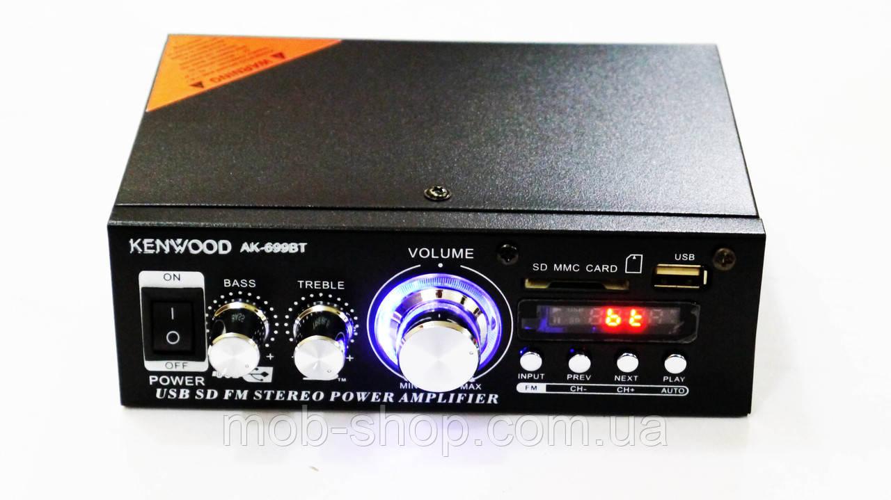 Усилитель звука Kenwood AK-699BT FM+Bluetooth