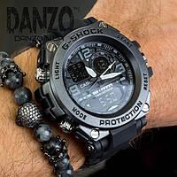 Мужские спортивные часы Casio G-Shock G-Steel Polimer копия, фото 1