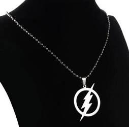 Кулон The Flash (c шнурком)
