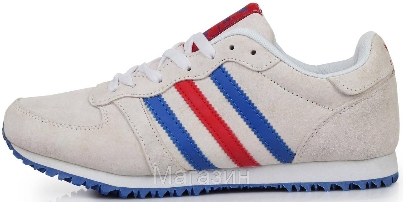 Мужские кроссовки adidas Originals Low Beige Адидас бежевые