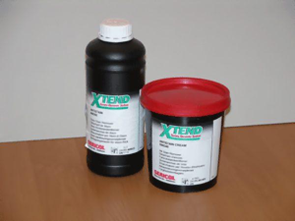 Химические реактивы для обработки шелкотрафаретных рам.