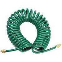 Шланг спиральный для пневмоинструмента 8х12мм, 10м