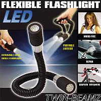 Гибкий фонарик Double Ended Flexible Led Flashlight купить , фото 1