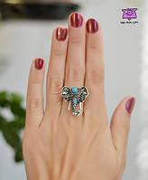 """Кольцо """"Индийский слон"""". Sale"""