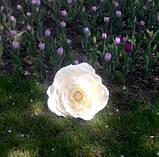 Светильник цветок роза бра люстра на жестком креплении, фото 5