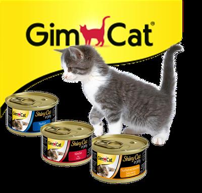Консервы для кошек Gimpet (Джимпет, Германия)