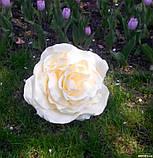 Светильник цветок роза бра люстра на жестком креплении, фото 7