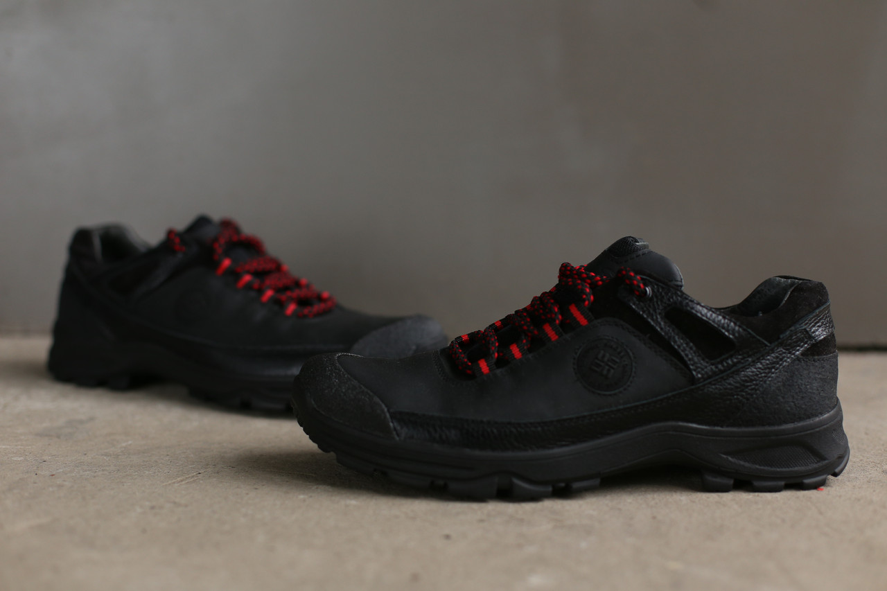 Мужские кожаные ботинки Genium