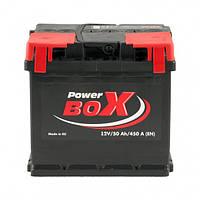 Аккумулятор PowerBox 50 Аh/12V А1 Euro(0)