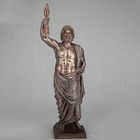 Бронзовая статуэтка Юпитер (40 см)