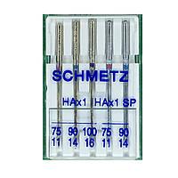Иглы универсальные 130/705 SORT B5 H 75/90/100 HAX1 SP 75/90