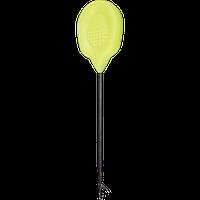Игла для бойлов флуоресцентная с замочком 9 см. AMC-3735