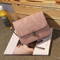 Женская сумка через плечо розового цвета, Жіноча сумочка, Клатч