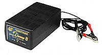 Зарядное устройство Днепр 8 5А для АКБ аккумуляторов 12 вольт до 120 А/час
