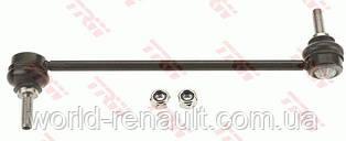 Стойка(тяга) переднего стабилизатора на Рено Флюенс / TRW JTS927