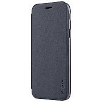 Чехол Nillkin Sparkle Leather Case для Samsung Galaxy J5 2017 (J530) Dark Grey