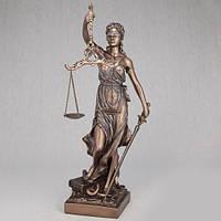 Бронзовая статуэтка Фемида (32 см)
