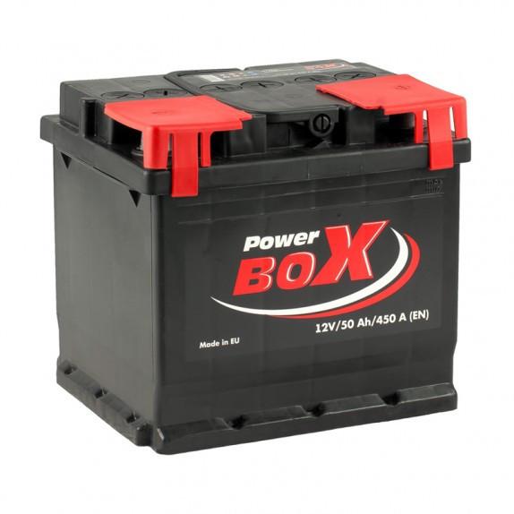 Аккумулятор PowerBox 50 Аh/12V А1 (1)