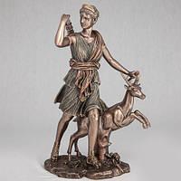 Бронзовая статуэтка Диана (29 см)