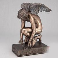 Бронзовая статуэтка Купидон (25 см)