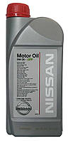 Моторное масло синтетическое Nissan DPF 5w30 1л