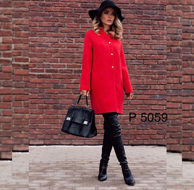 Женское пальто мм296