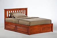 Двуспальная кровать Розмари (с ящиками)