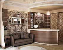 Мебель для ожидания (Диваны, кресла, стойки-ресепшн, витрины, лаборатории)