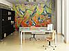 Стол офисный на металлических опорах с лючком Enrandnepr 1411x814, фото 8