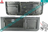 Обшивка двери задней / ляды / крышки багажника ( карта / панель ) XR391191 Mitsubishi PAJERO III 2000-2006