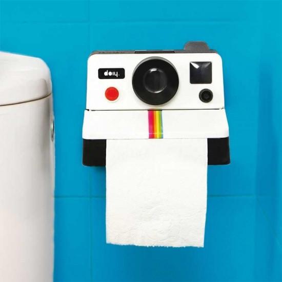 Держатель для туалетной бумаги Polaroid, фото 1