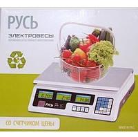 Весы торговые Русь 40 кг