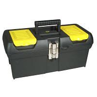 Ящик для инструментов Stanley Серия 2000, 16(411x199x185мм) (1-92-065)