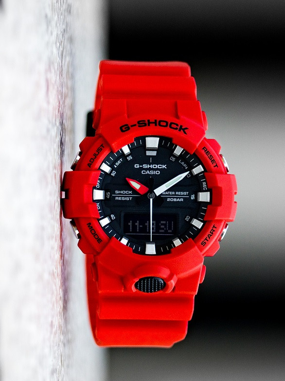 Часы Casio G-Shock GA-800-4A