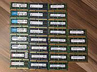 ОЗУ 8GB DDR3 1600 MHz 1.35/1.5 В (для ноутбука)